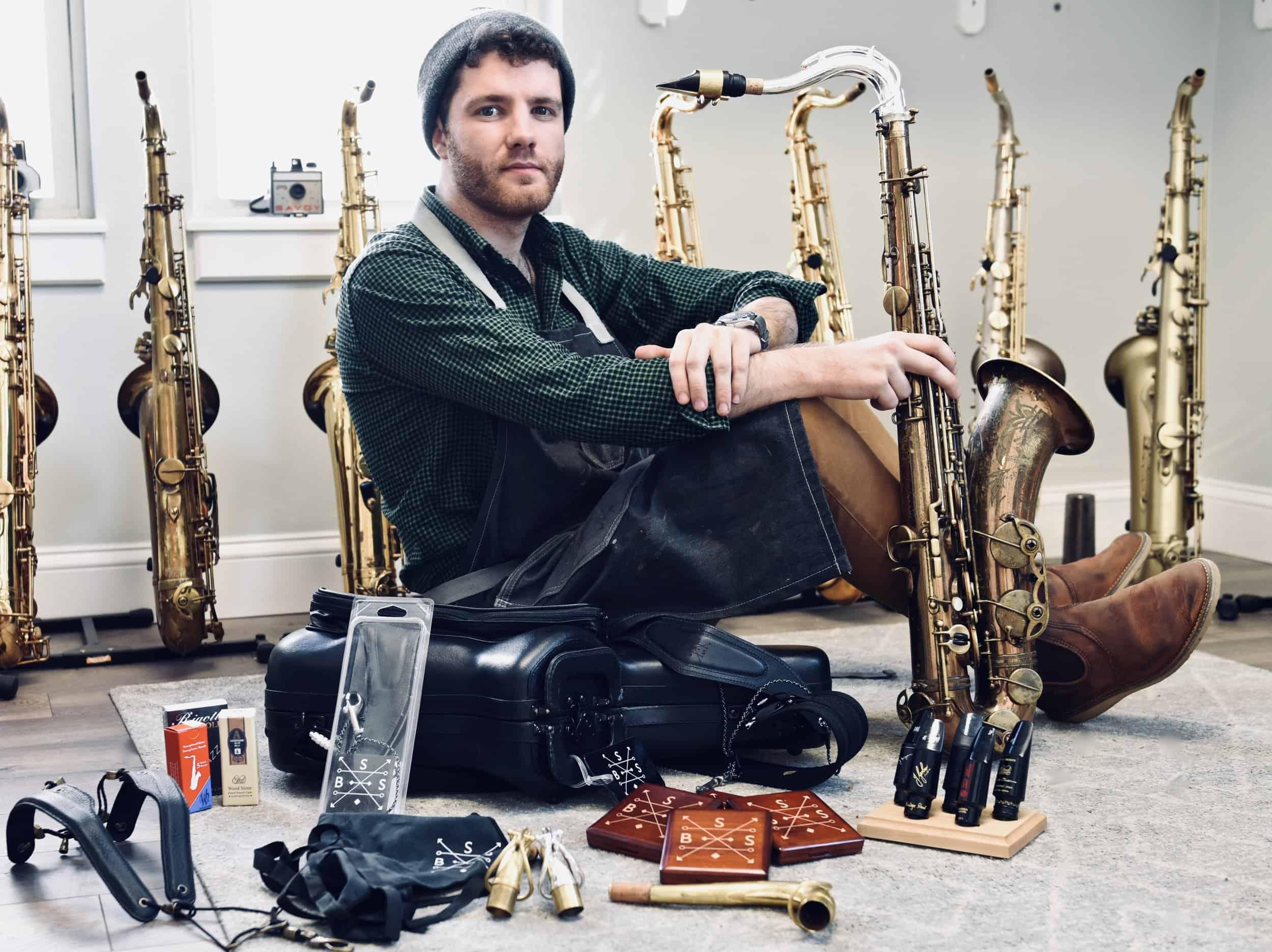 Episode 035 – Jack Finucane; Owner of the Boston Sax Shop