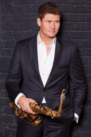 Episode 070 – Michael Lington; Topping the Contemporary Jazz charts and winning many awards