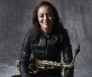 Episode 071 – Vanessa Collier; Blues/Funk/Soul Saxophonist, Songwriter and Singer