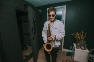 Ep 084 – Augie Bello; Bringing his original music on social media and building a large following
