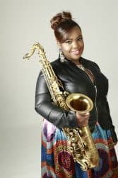 Ep 087 – Camille Thurman; Performing full time with the world-renowned Jazz at Lincoln Center Orchestra for 2 seasons