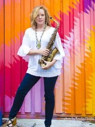 """Ep 091-Laura Dreyer; Performing nationally and internationally with Brazilian Jazz ensemble """"Laura Dreyer and the Manhattan/Rio Connection"""""""