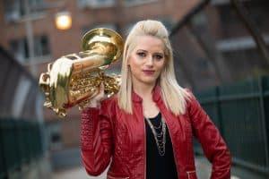 Ep 093 – Lauren Sevian; Grammy award winning baritone saxophonist