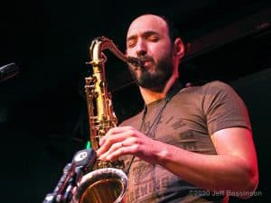 Ep 096 – Danny Markovitch; founder of the jazz-fusion band, Marbin