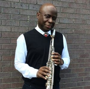 Ep 106- Sam Newsome; A visual saxophone artist who paints with notes
