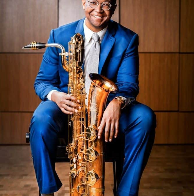 Ep 111 – Steven Banks; Perfecting your saxophone sound